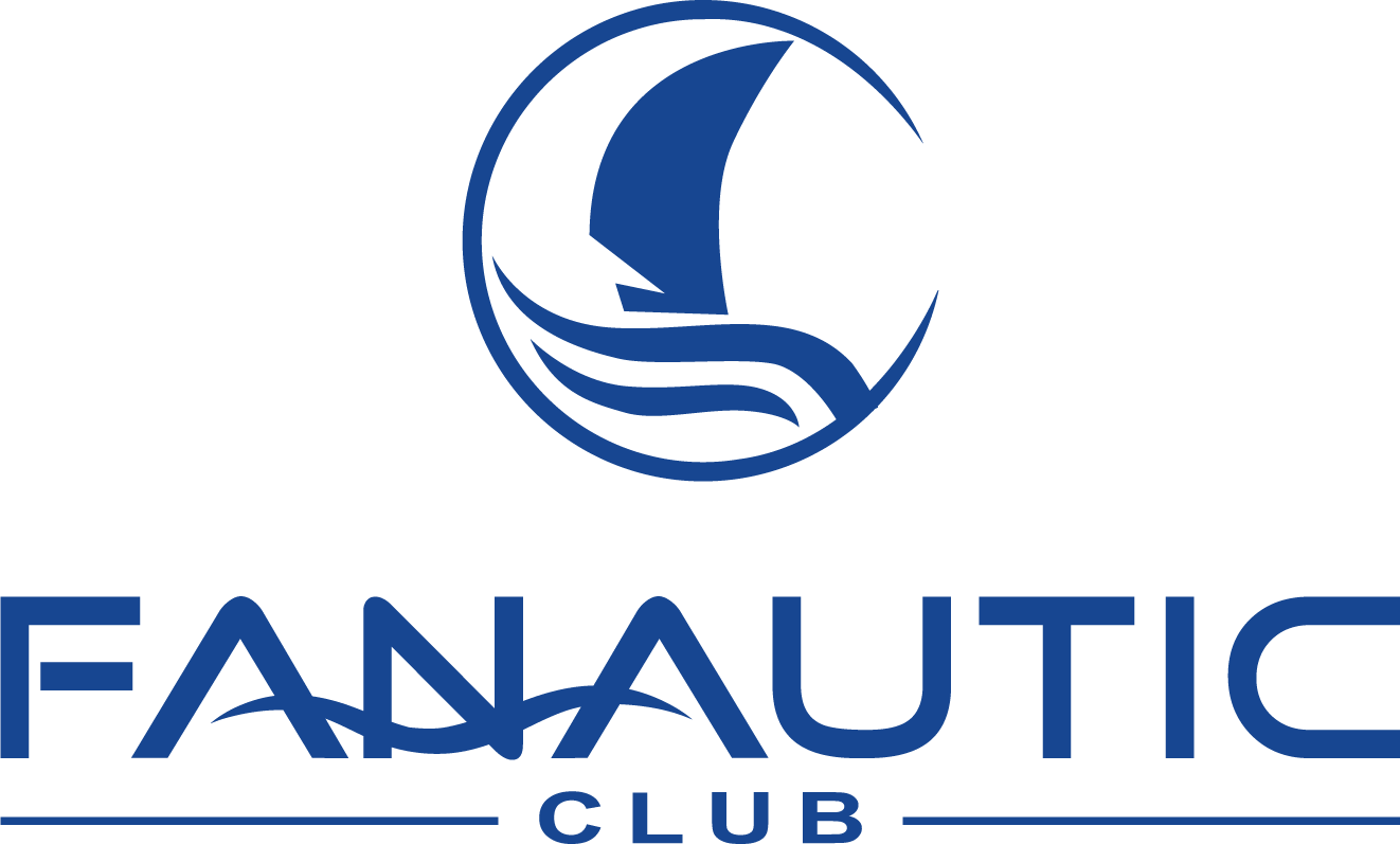Logotipo Fanautic Club Azul